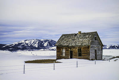 Photograph - The Old Homestead by Susi Stroud