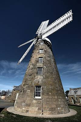 Photograph - The Old Mill by Ian  Ramsay