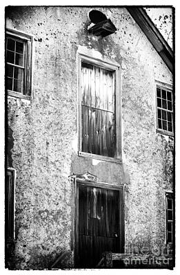 Old Mills Photograph - The Old Mill by John Rizzuto
