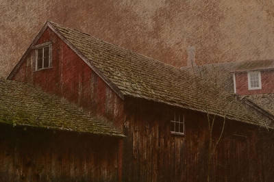 Digital Photograph - The Old Mill by Photographic Arts And Design Studio