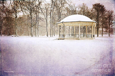 Photograph - The Old Pavilion by Randi Grace Nilsberg