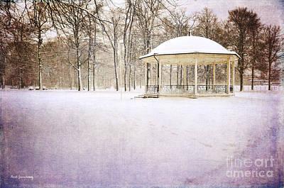 Photograph - The Old Pavilion by Randi Grace Nilsberg