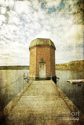 Photograph - The Old Pump Station by Randi Grace Nilsberg