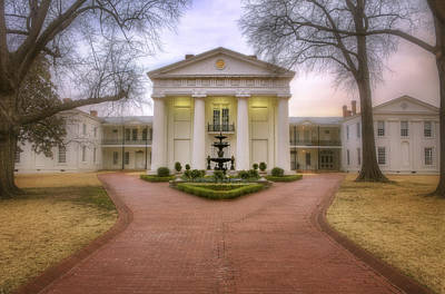 Art Print featuring the photograph The Old State House - Little Rock - Arkansas by Jason Politte