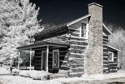 Toll House Photograph - The Old Toll House by Mary Almond
