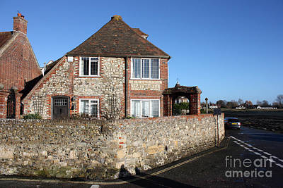 Photograph - The Old Town Hall Shore Road Bosham by Terri Waters