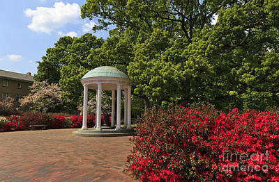 Photograph - The Old Well At Chapel Hill by Jill Lang