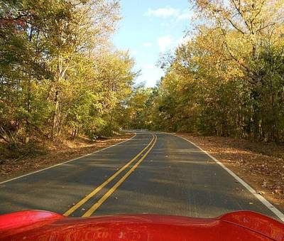 The Open Road Calls Original