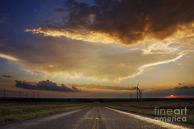 Photograph - The Open Road by Ryan Smith