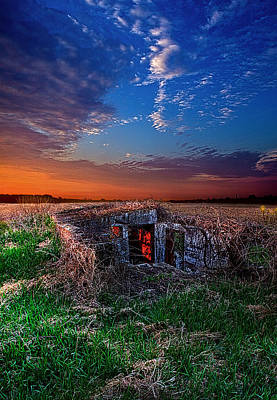 Abandonded Photograph - The Open Window by Phil Koch