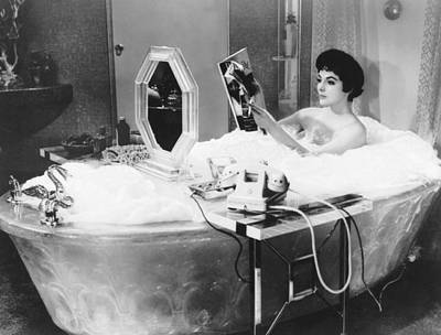 The Opposite Sex, Joan Collins, 1956 Art Print by Everett