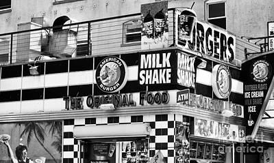 Photograph - The Original Food by John Rizzuto
