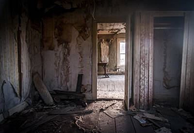Bodie Photograph - The Other Room by Cat Connor