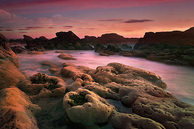 Pastel Sunset Photograph - The Other Side by Paulo Penicheiro