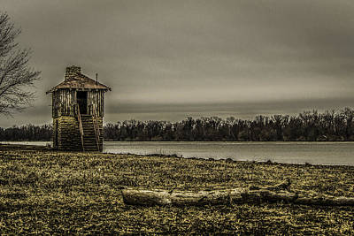 Photograph - The Outpost by Kristy Creighton