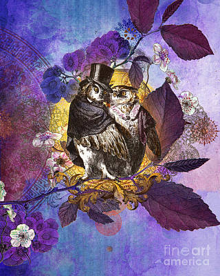 Adore Photograph - The Owlsleys by Aimee Stewart