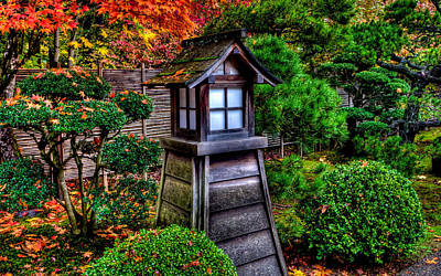 Photograph - The Pagoda  by Thom Zehrfeld