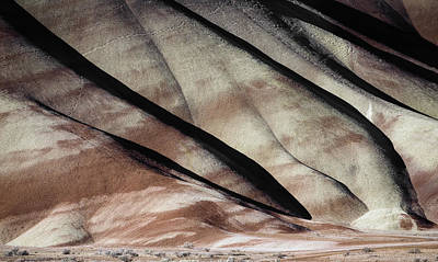 Photograph - The Painted Hills 1 by Gary Neiss