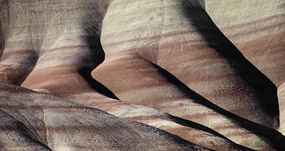 Photograph - The Painted Hills 2 by Gary Neiss
