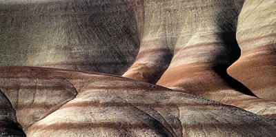 Photograph - The Painted Hills 4 by Gary Neiss