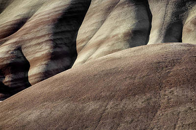 Photograph - The Painted Hills 5 by Gary Neiss