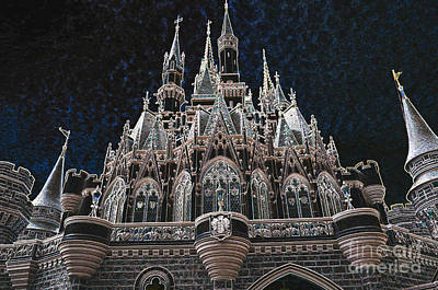 Art Print featuring the photograph The Palace by Robert Meanor
