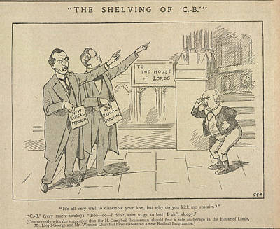 Clergy Photograph - The Pall Mall Gazette by British Library