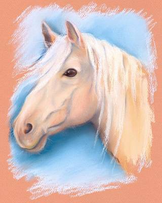 Pastel - The Palomino by MM Anderson