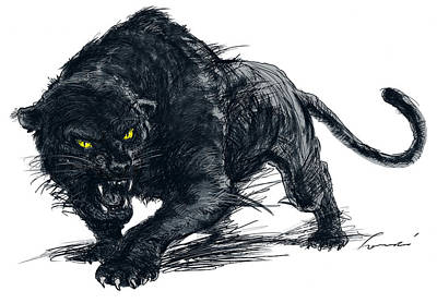 The Panther Original by Youri Ivanov