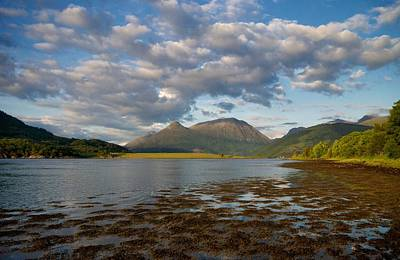 Art Print featuring the photograph The Pap Of Glencoe by Stephen Taylor