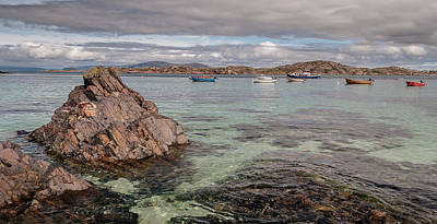 The Paradise Place Original by Sergey Simanovsky
