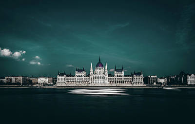 The Parliament Art Print