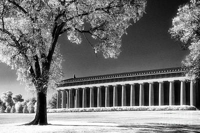 The Parthenon Art Print by Jeff Holbrook