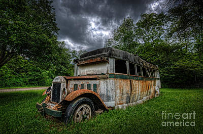 The Party Bus Original by Michael Ver Sprill