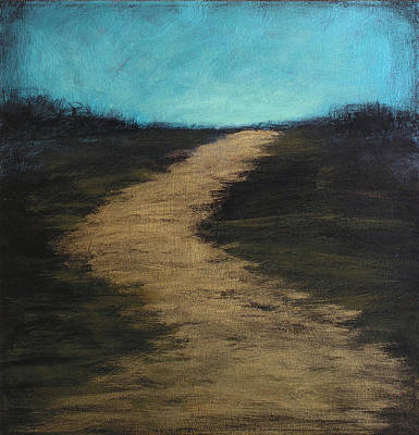 Tonal Painting - The Path by Amy Giacomelli