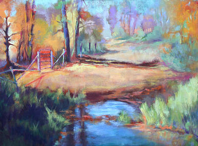 Painting - The Path Less Traveled by Carol Jo Smidt