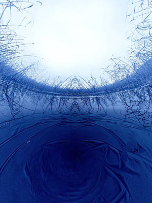 Photograph - The Path To The Winter by Jouko Lehto