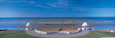 The Pavilion Bexhill E Sussex England Art Print by Panoramic Images