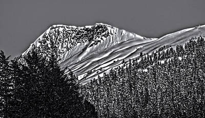 The Peak 3813007 Art Print