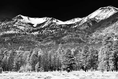 Photograph - The Peaks by John Rizzuto