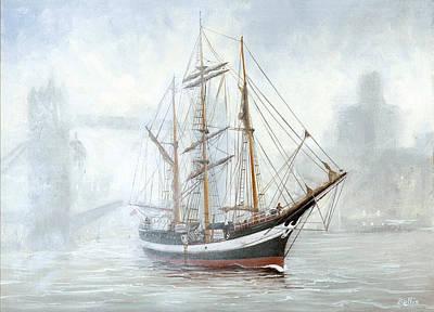 The Pelican Of London Art Print