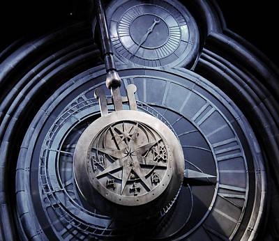 Pendulum Digital Art - The Pendulum  by Gina Dsgn