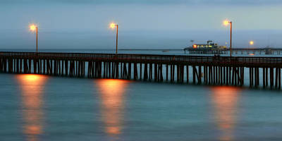 Photograph - The People's Pier by Nikolyn McDonald