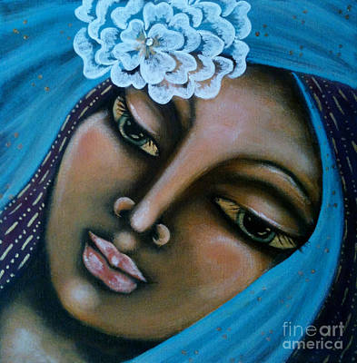 Holy Mother Mixed Media - The Perfected Soul by Maya Telford