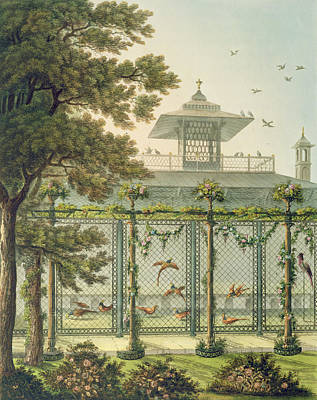 Grounds For Painting - The Pheasantry by Humphry Repton