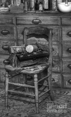 Photograph - The Physician's Bag IIi- Medical Bag - Doctor's Bag - Nostalgia - Vintage  by Lee Dos Santos