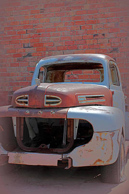 Art Print featuring the photograph The Pick Up by Lynn Sprowl