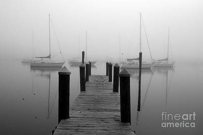 Photograph - The Pier 1 by Butch Lombardi
