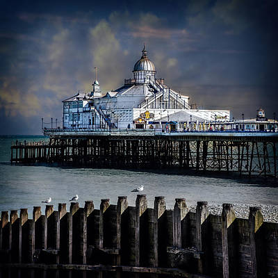 Photograph - The Pier At Eastbourne by Chris Lord