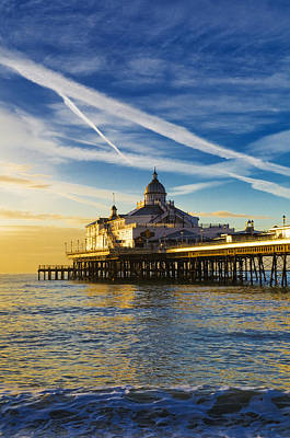 Photograph - The Pier by Mick House